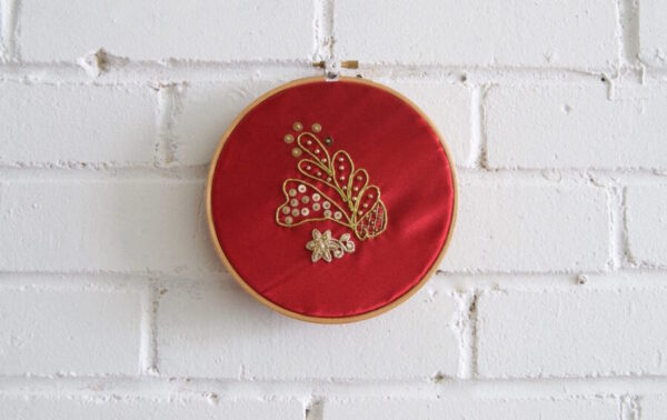 spanish embroidery hoop