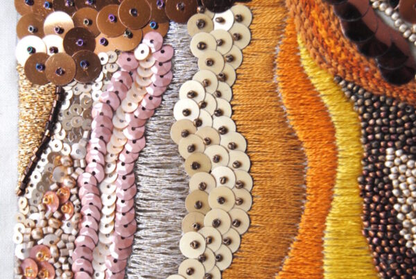 Beads & sequins workshop